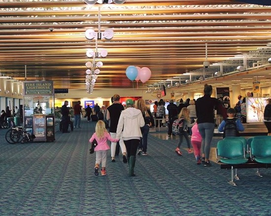 Long Island MacArthur Airport Invests in New Tech