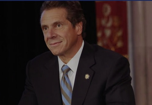 Gov. Andrew Cuomo signs law regarding notification of recalled medifications.