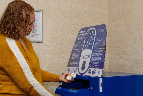 Northwell is helping people return unused and expired drugs.