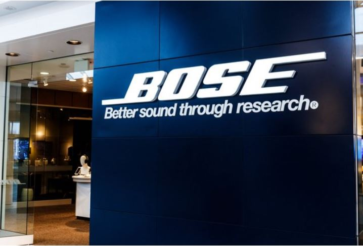 BOSE Closing All Retail Stores, One Location on Long Island