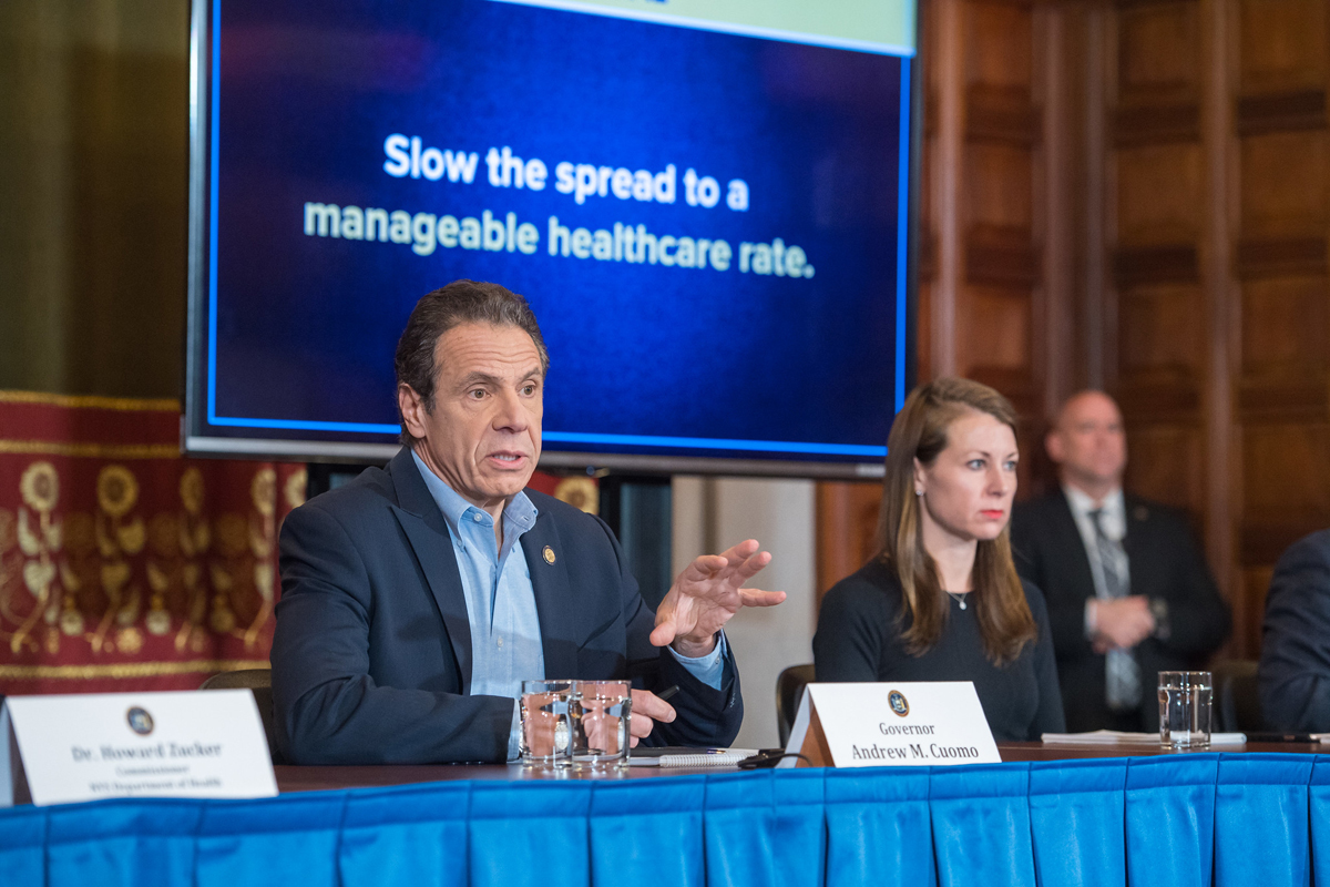 Governor Cuomo Announces New York Hits New Lows for COVID-19 Hospitalizations, ICU Patients and Intubations