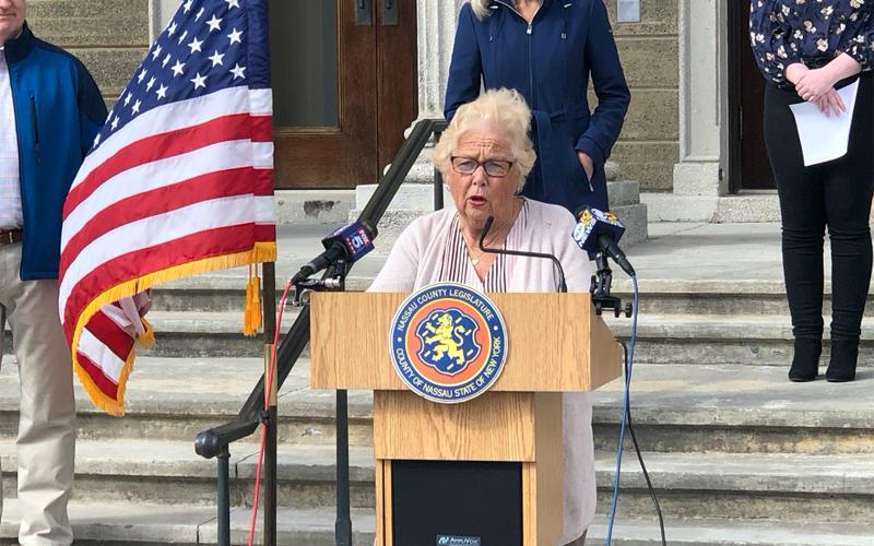 "Nassau Legislature Announces ""Take Five"" Campaign for Mental Health during COVID-19 Outbreak"