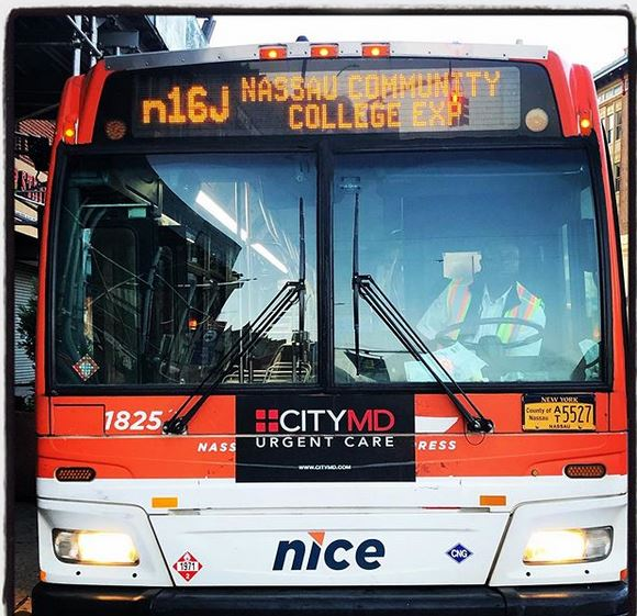 NICE Bus to Begin Temporary Service Reduction  Effective Sunday