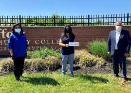 National Grid's $10,000 Donation to Suffolk Community College's Emergency COVID-19 Fund Supports Students in Time of Need