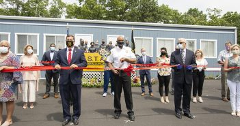 Sheriff Leads Ribbon Cutting Event for Suffolk County Jail's New Resource Center