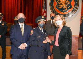 Nassau County Legislature Approves Curran's Police Reform Bill