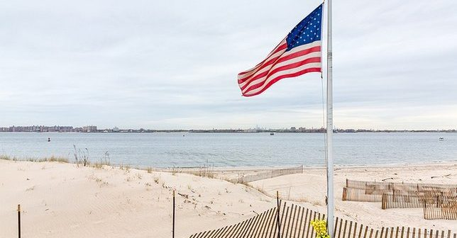 9/11 Sunrise Memorial Service in Point Lookout